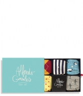 Alfredo Gonzales The Good Life Socks Box good life box