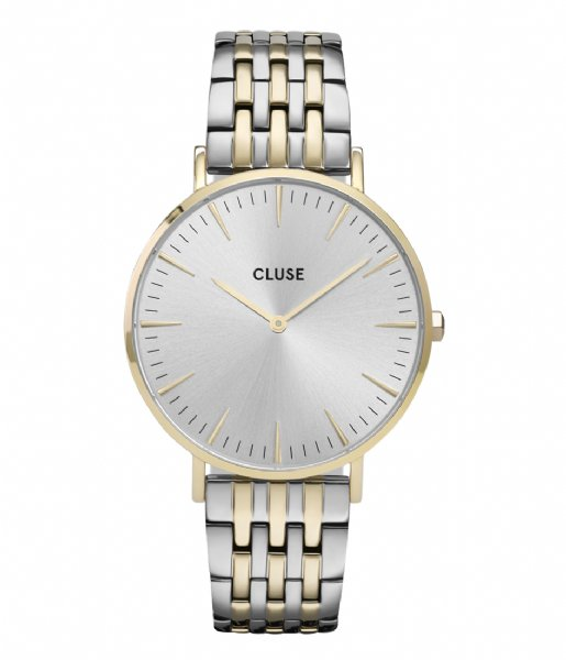 CLUSE  La Boheme Multi Link Gold Plated gold plated silver colored (CW0101201025)
