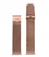 CLUSE Strap Mesh 16 mm Rose Gold rose gold plated (CS1401101030)
