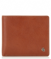 Castelijn & Beerens Nova Billfold 9 Creditcards light brown