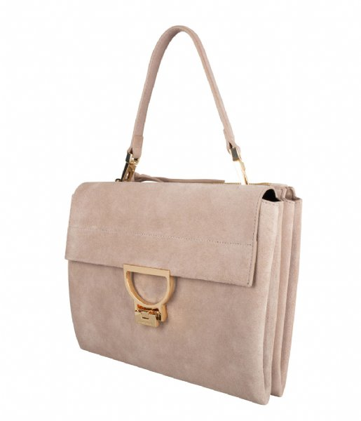 Coccinelle  Arlettis Suede taupe