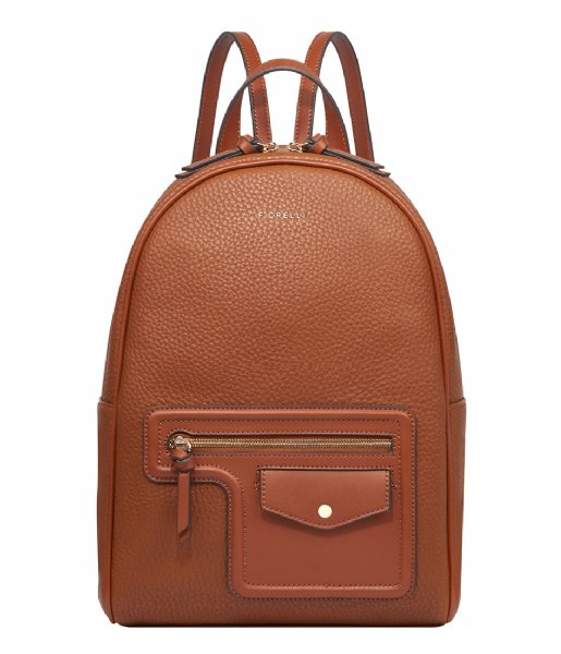 Avery Large Backpack tan Fiorelli