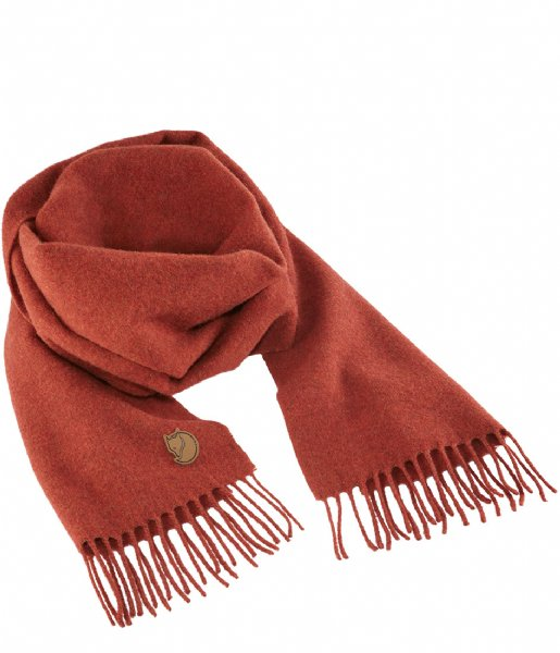 Fjallraven  Solid Re-Wool Scarf autumn leaf (215)