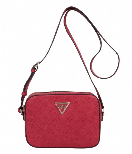 Kamryn Crossbody Top Zip red Guess  4042bf057a004