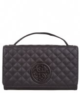 620c2b0191 Open Road SLG Large zip Around black Guess | The Little Green Bag