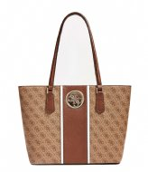 Guess Open Road Tote brown