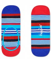 Happy Socks Multi Stripe Liner Socks multi stripe liner (6300)