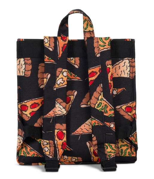 ce08c5255d12 Survey Kids black pizza (01613) Herschel Supply Co.