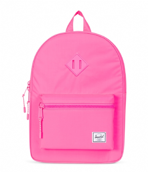 7f17035466 Heritage Youth neon pink rubber (01604) Herschel Supply Co.