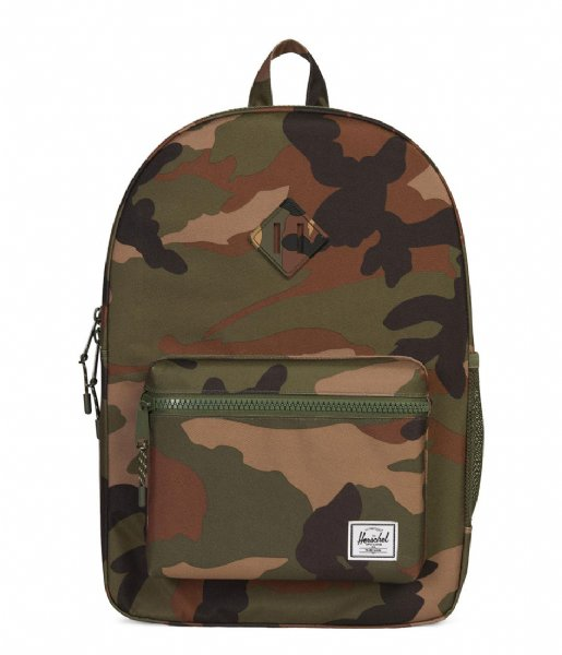 Heritage Youth XL woodland camo (01609) Herschel Supply Co.  ed37097a7855f