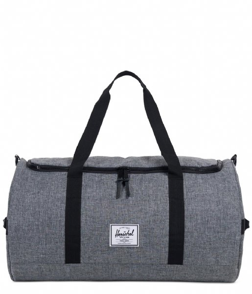 Herschel Supply Co.  Sutton raven crosshatch (00919)