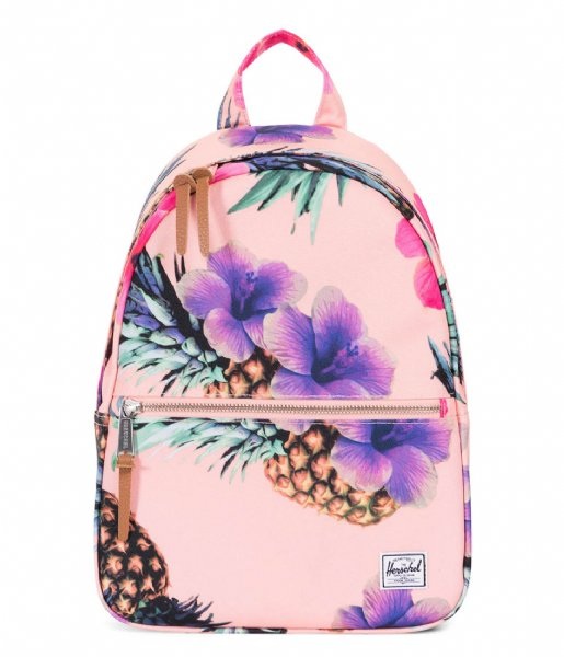 c0ef8f44fef97 Town X-Small peach pineapple (02011) Herschel Supply Co.