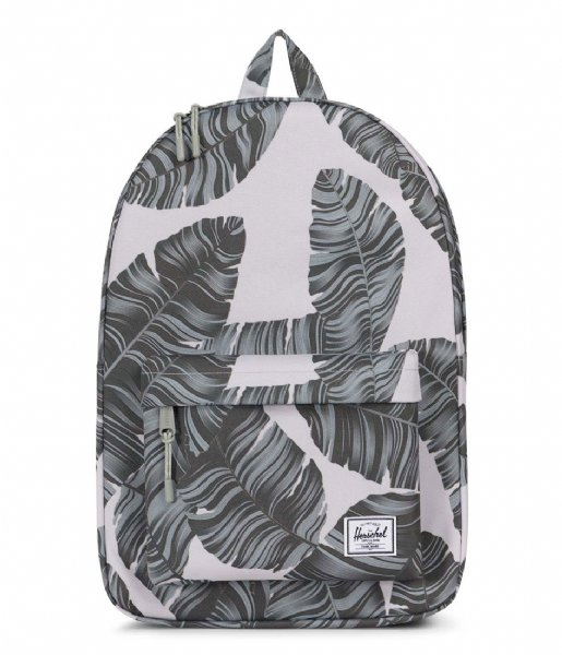 Classic Mid Volume silver birch palm (01851) Herschel Supply Co ... 5855697b31630