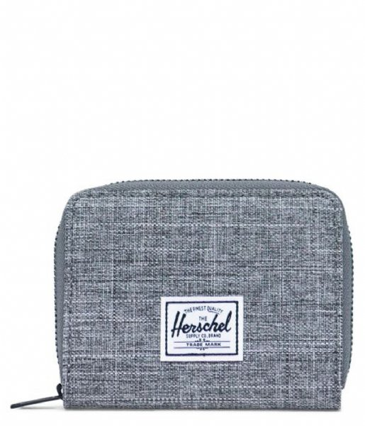 Herschel Supply Co.  Wallet Tyler raven crosshatch (00919)