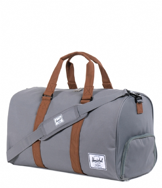 Herschel Supply Co.  Novel grey & tan