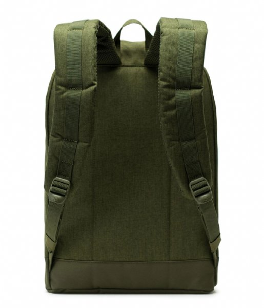 7bf3db0ed63 Retreat olive night crosshatch/olive night (02453) Herschel Supply ...