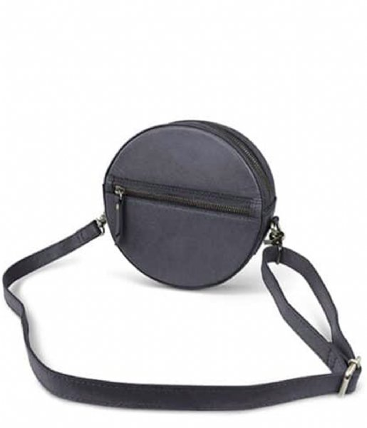Laauw  Luna Mini Round Shoulderbag black