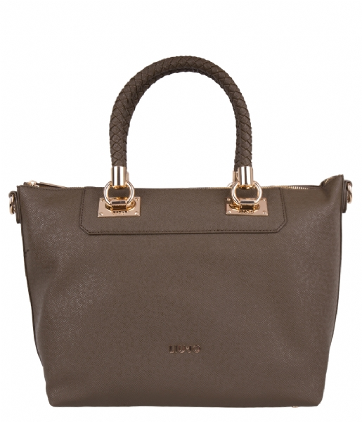 check out 99201 fe192 Shopping Orizzontale Anna Bag