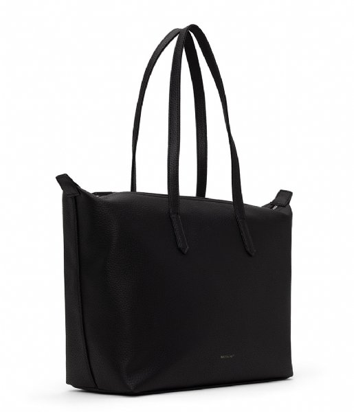Matt & Nat  Abbi Purity Tote Bag Black