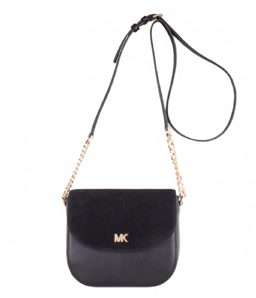 93a4dbe4902a ... coupon code for half dome crossbody black gold hardware michael kors  the little green bag 9c69a