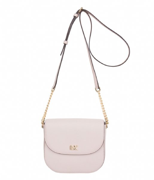 d9d38ad84a3f Half Dome Crossbody soft pink & gold hardware Michael Kors | The ...