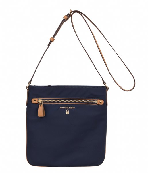 ec11e83c5dea Kelsey Large Crossbody admiral & gold hardware Michael Kors | The ...