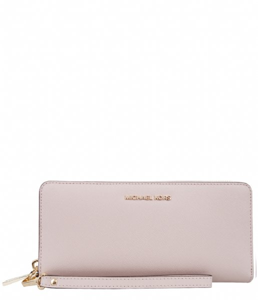 f7b7b075aced94 Travel Continental soft pink & gold hardware Michael Kors | The ...