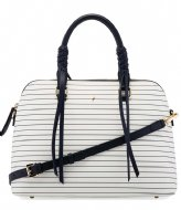 Pauls Boutique Maisy Dorncliffe White / Navy Stripe