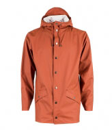 Rains Jacket rust (51)