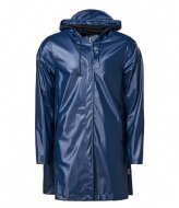 Rains Aline Jacket Shiny Blue (07)