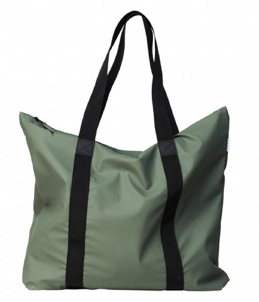 Rains  Tote Bag Olive (19)