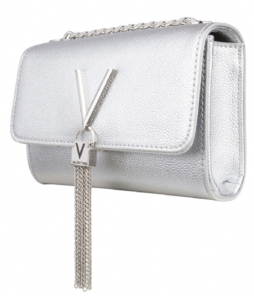 Valentino Handbags Crossbody bag Divina Clutch argento