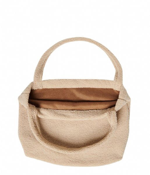 Studio Noos Shopper Chunky Teddy Mom Bag chunky teddy