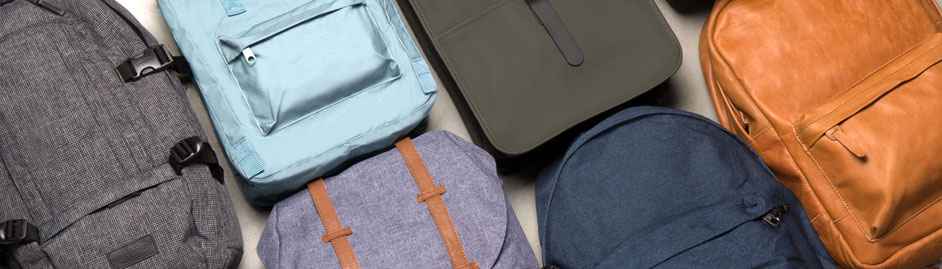 Delsey backpacks